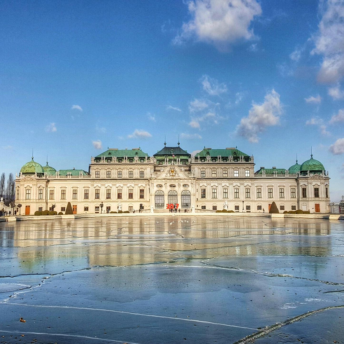 Slot Belvedere Wenen