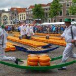 Say cheese op de kaasmarkt in Alkmaar!