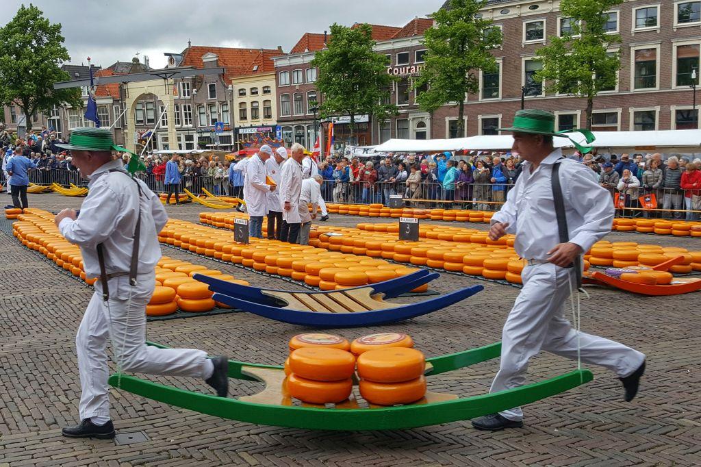 verslag kaasmarkt alkmaar