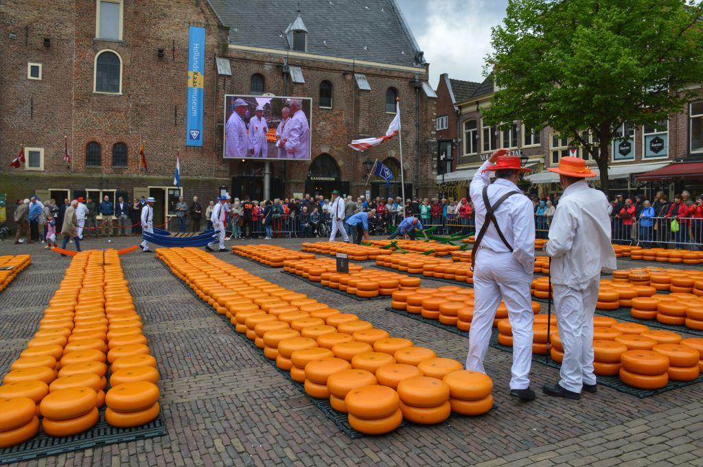 kaasmarkt de waag alkmaar