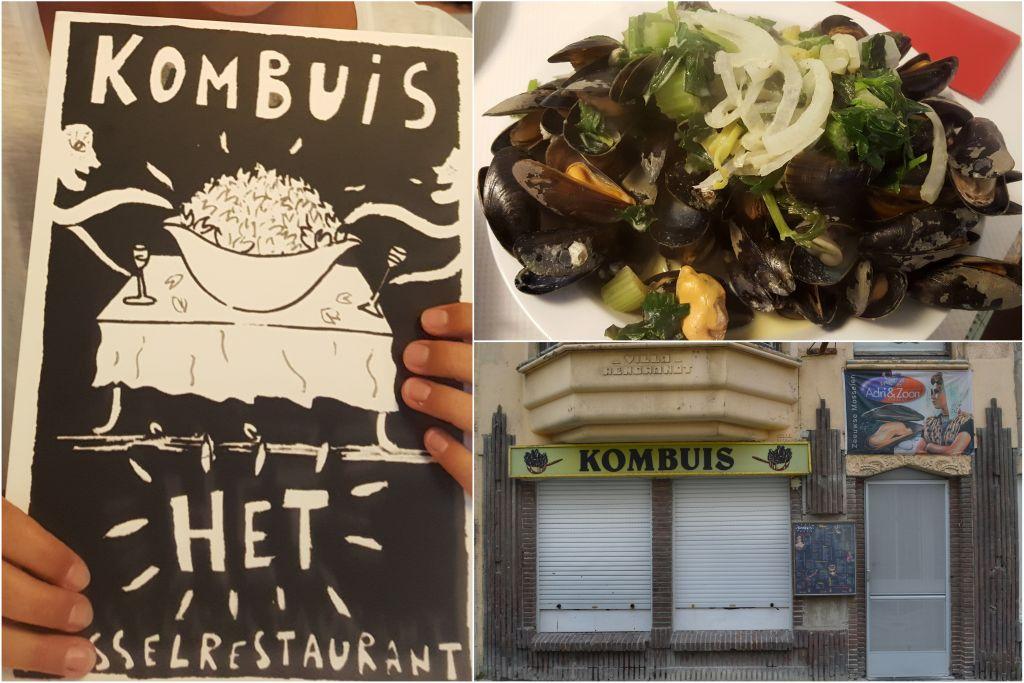 Kombuis- de lekkerste mosselen van Oostende