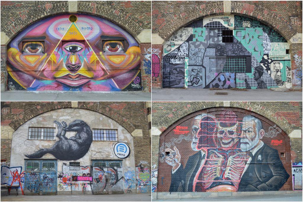 donaukanaal wenen roa streetart