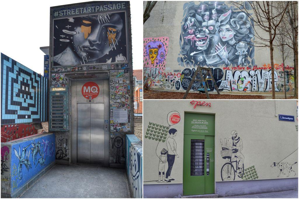 streetart neubau wenen