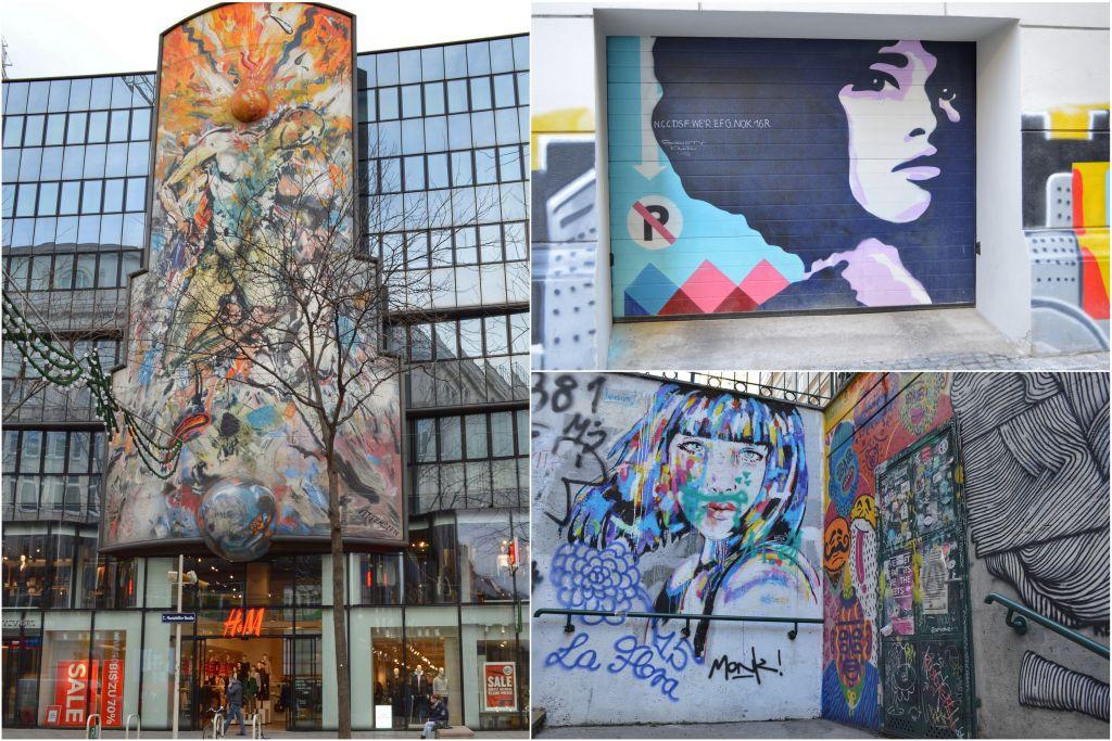 street art mariahilf vienna