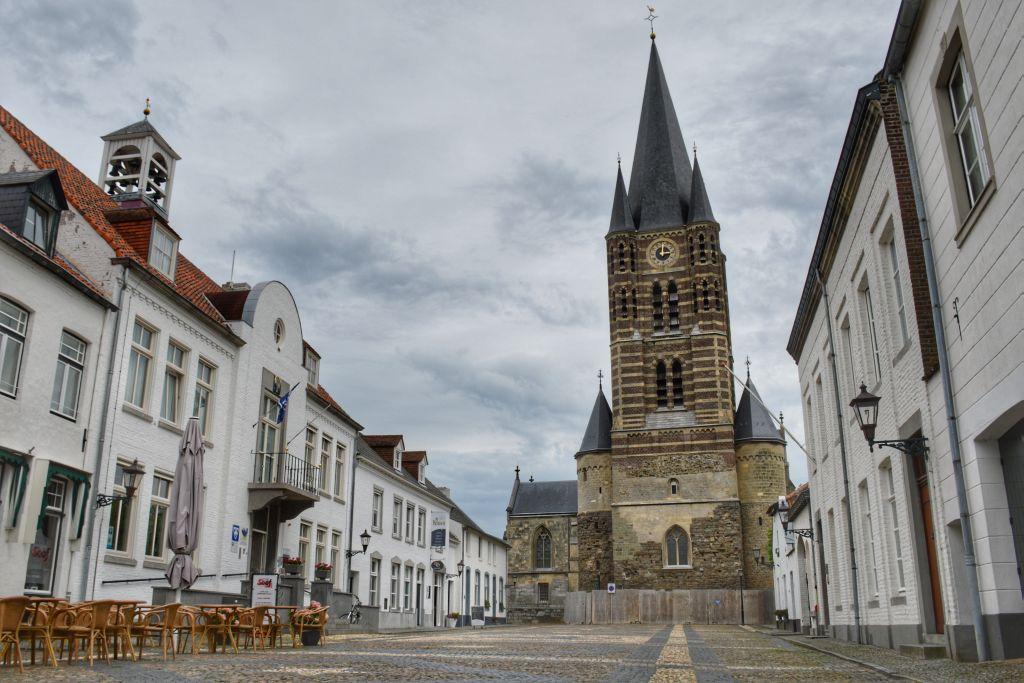 witte stadje Thorn Limburg