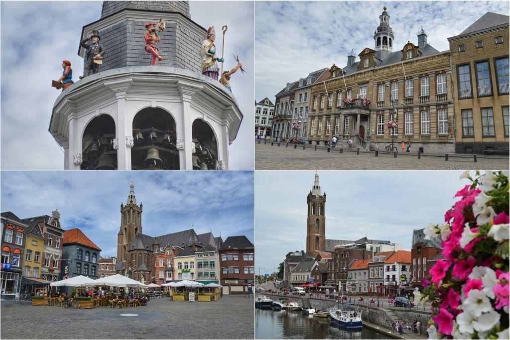 Markt Roermond Limburg