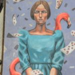 Kleurrijke streetart in Mechelen