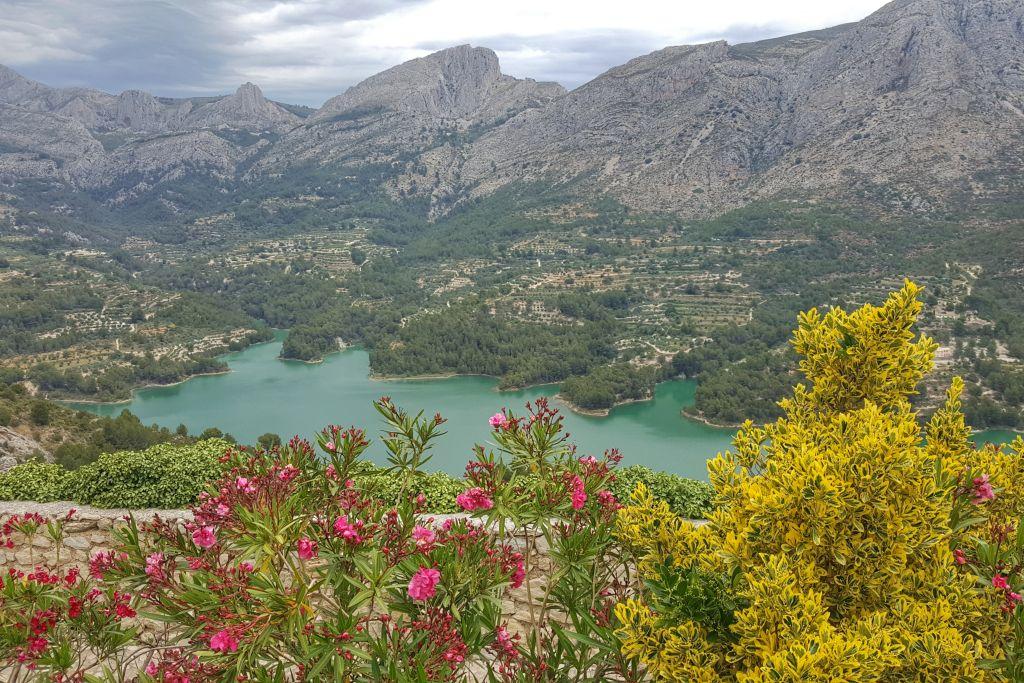 mooiste plekjes Costa Blanca - Guadalest