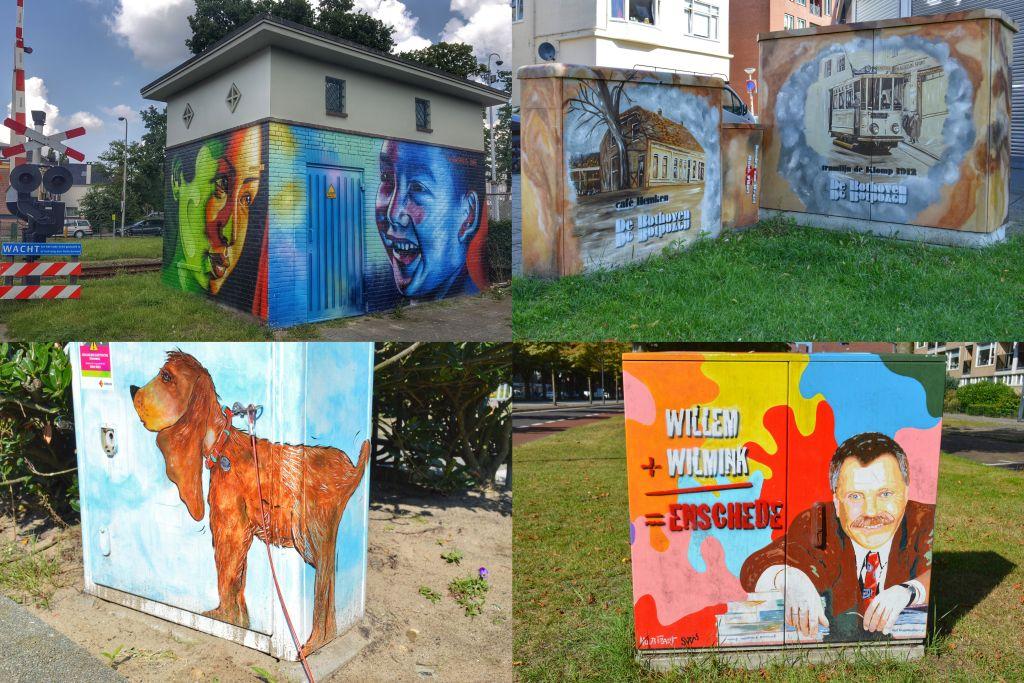 doen in enschede - streetart