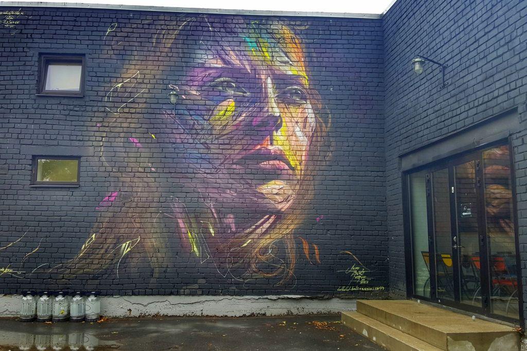 creative city street art tallinn