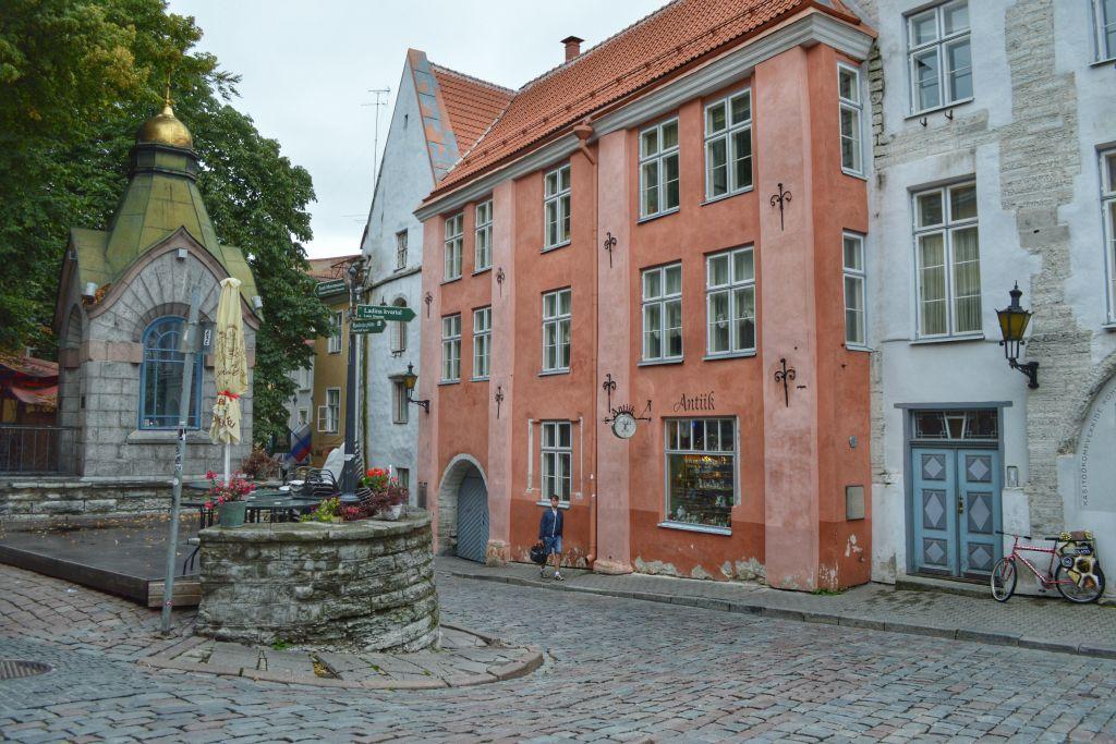 oude stad tallinn
