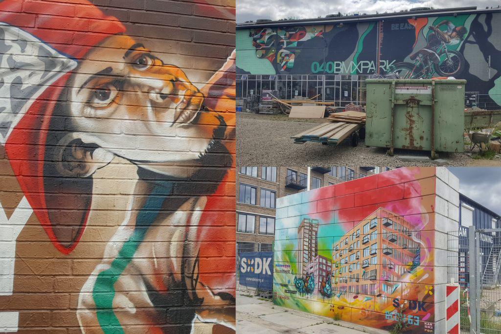 streetart Strijp-S