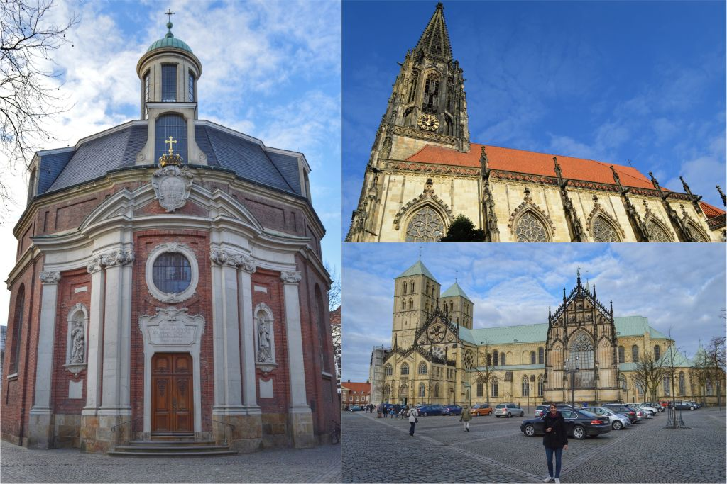 kerken in munster