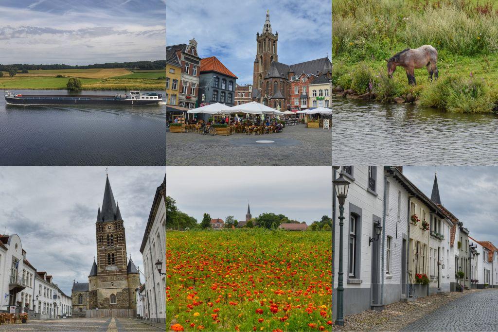 Maasdorpjes Limburg
