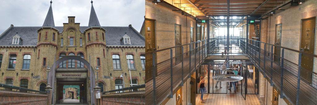 Rondleiding gevangenis Blokhuispoort - Leeuwarden