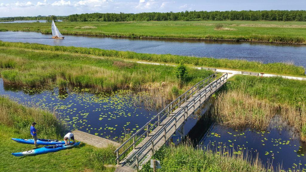 Nationaal Park de Alde Feanen - Leeuwarden