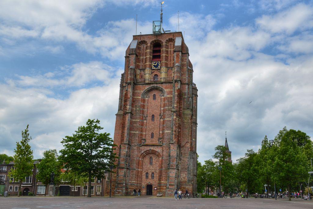 Oldehove - Scheve toren Leeuwarden
