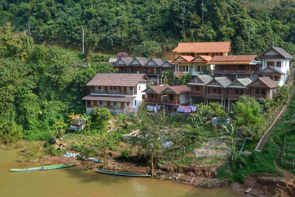 Guesthouse Nong Khiaw