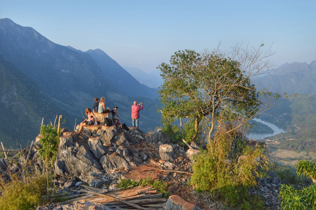 View Point Nong Khiaw