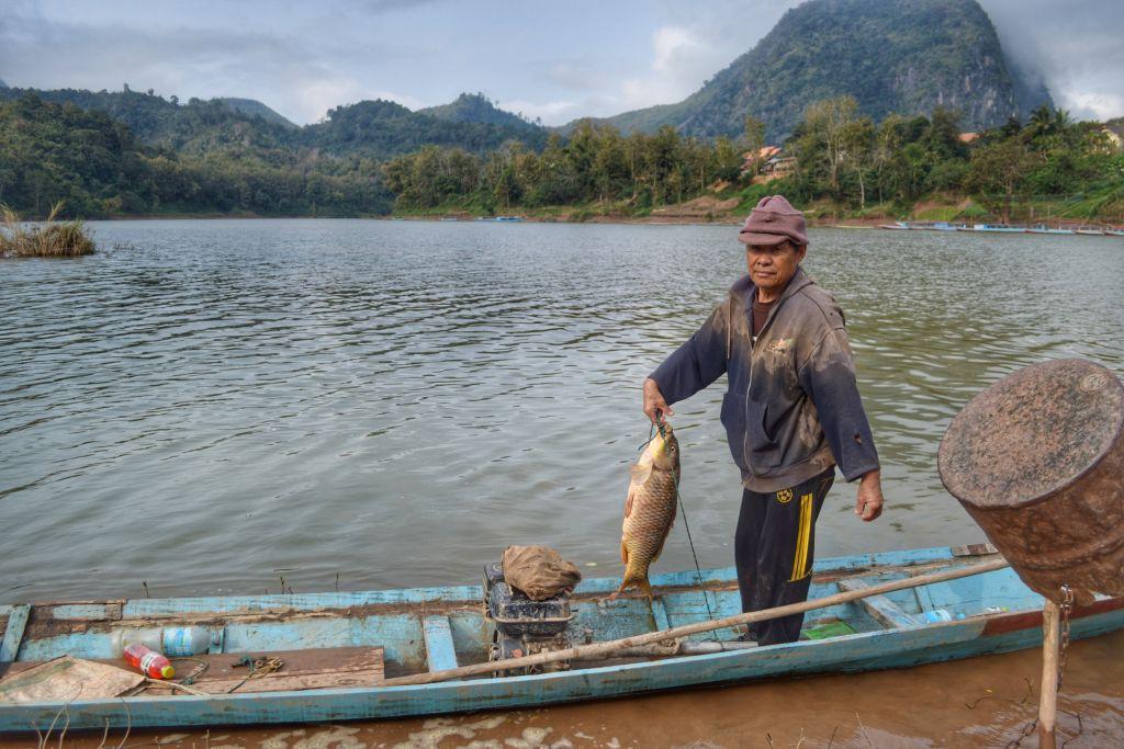 Visser Nong Khiaw