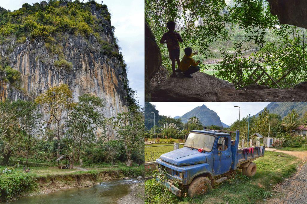 grotten nong Khiaw