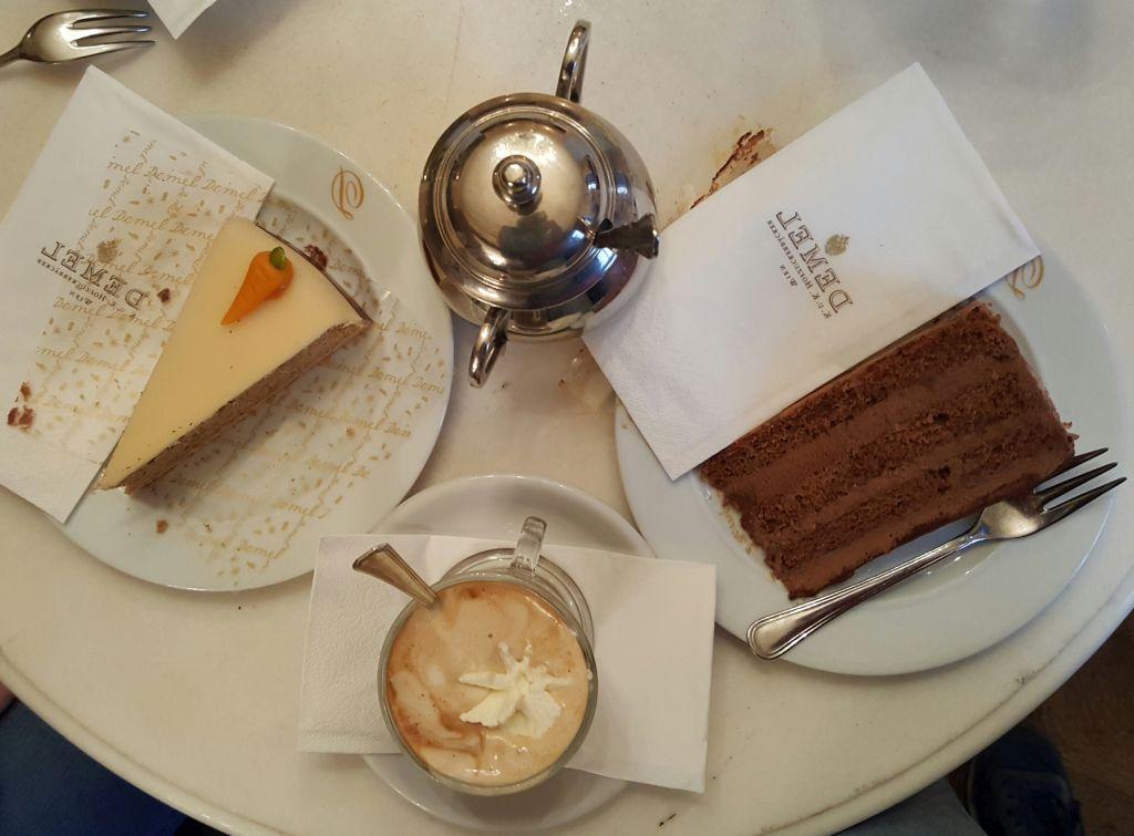 Cafe Demel Wenen