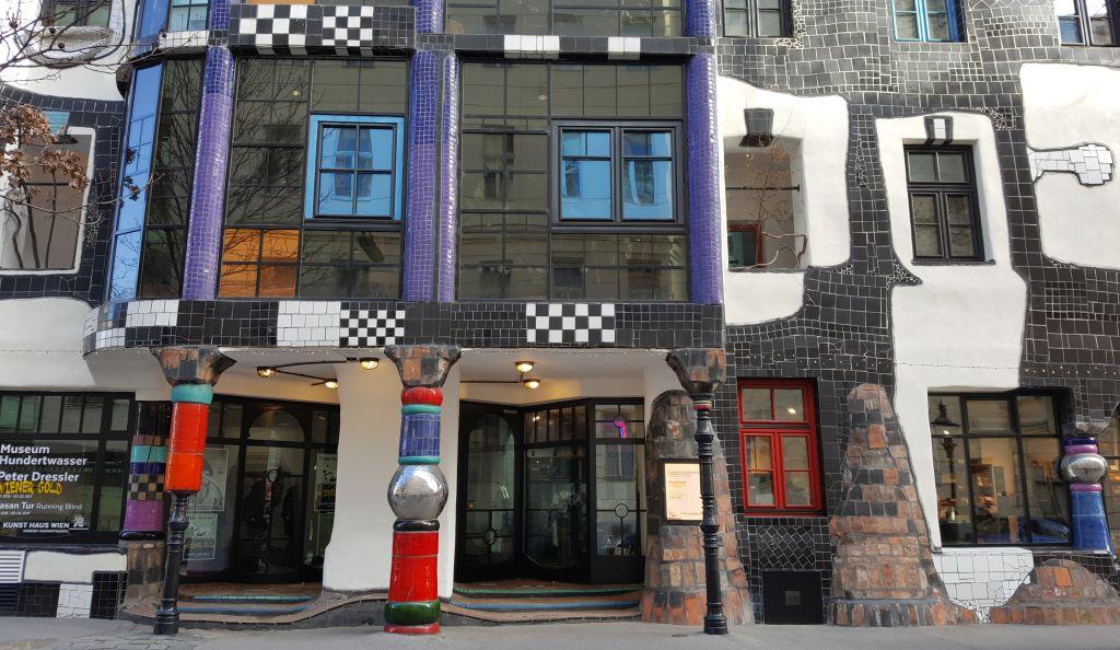 Hundertwasser Kunst Haus Wien