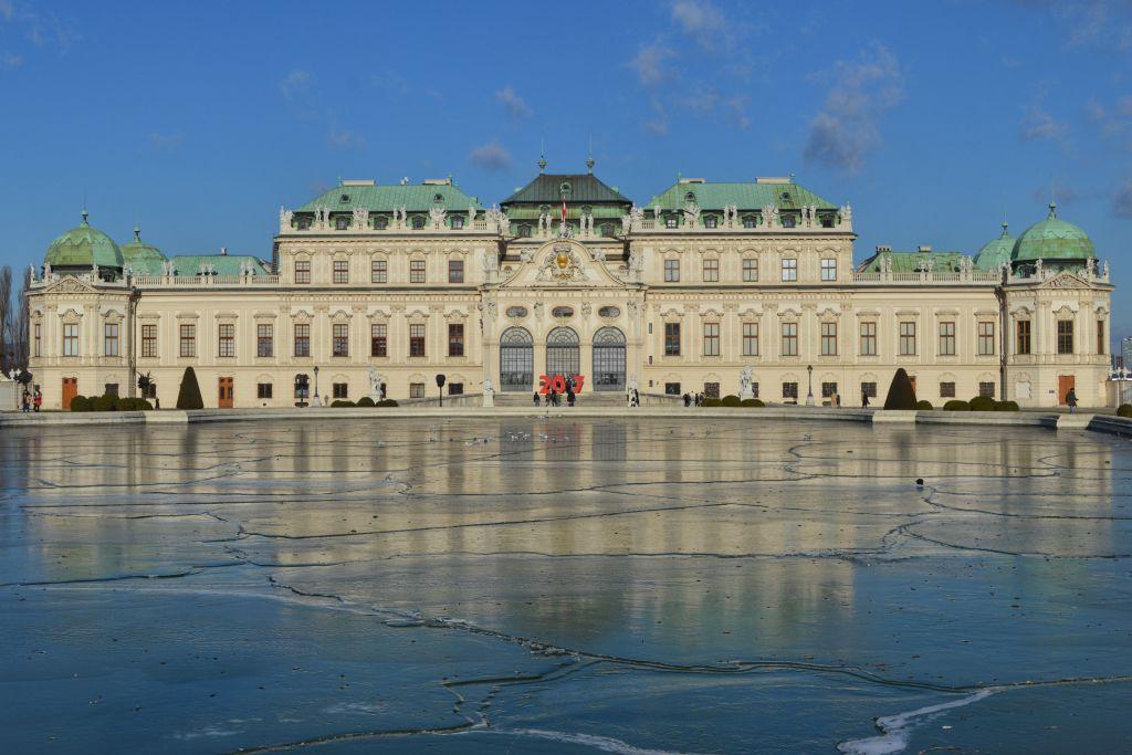 Slot Belverdere - Wenen