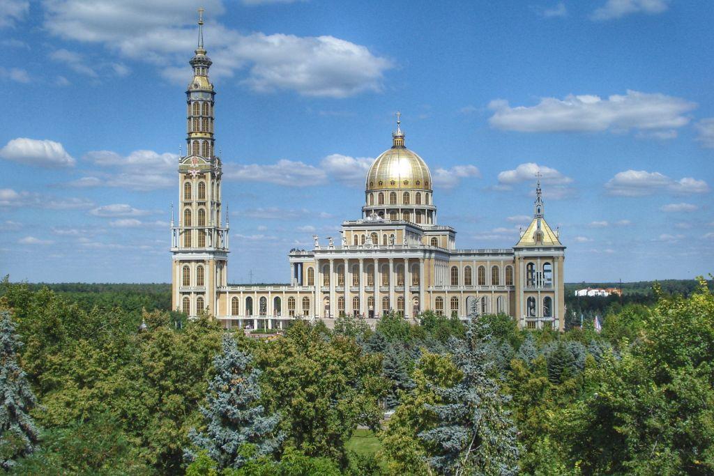 Mariabasiliek van Lichen - Polen
