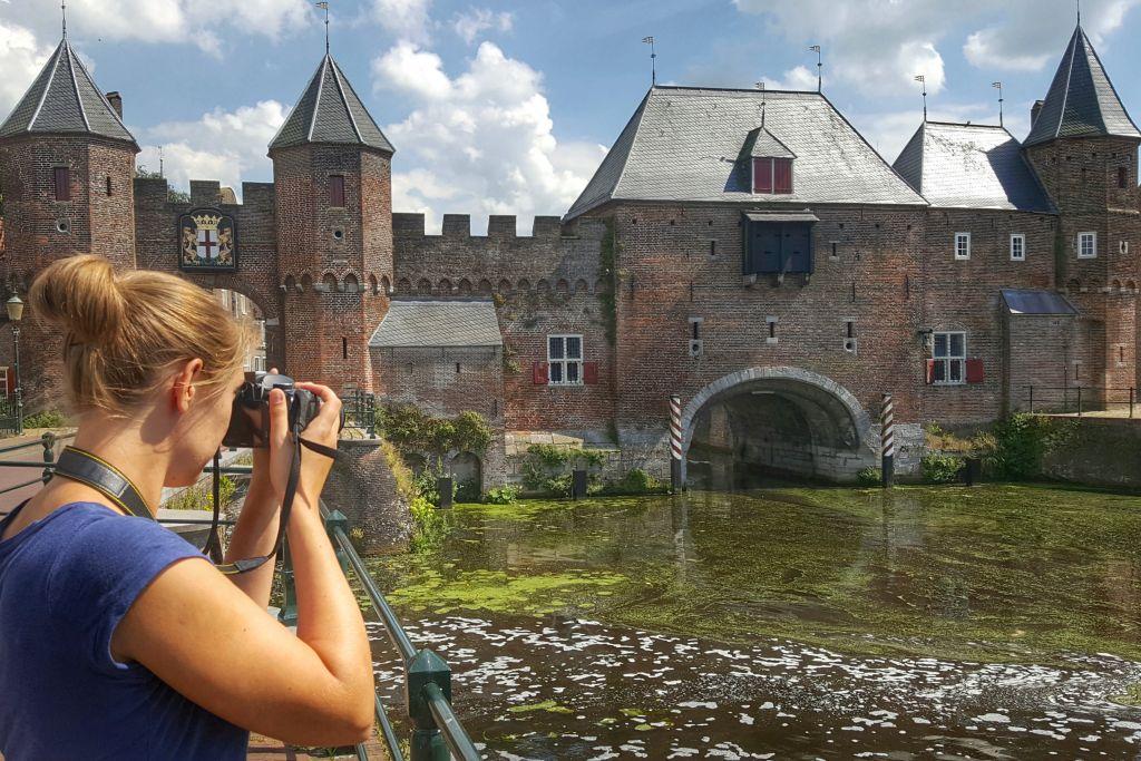 Fotograferen in Amersfoort