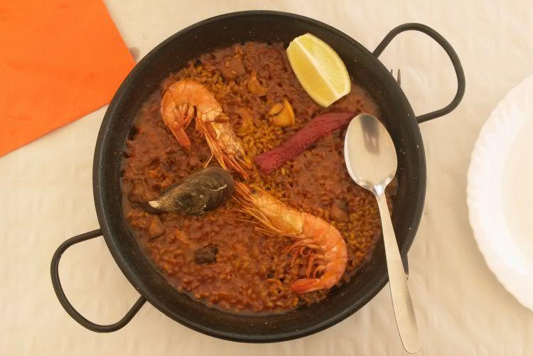 Paella Alicante