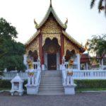 Fietsen langs tempels en streetart in Chiang Mai
