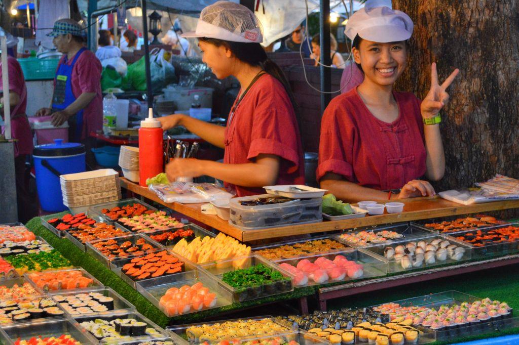 Sunday Market Chiang Mai