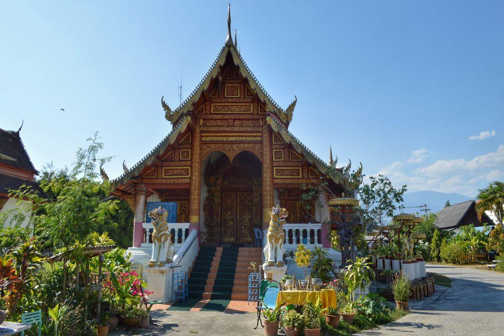 Tempel Chiang Mai