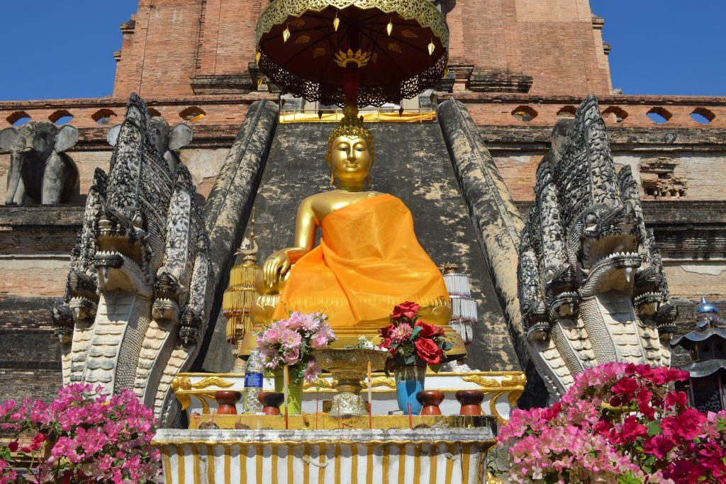 Wat Chedi Luang - Chiang Ma