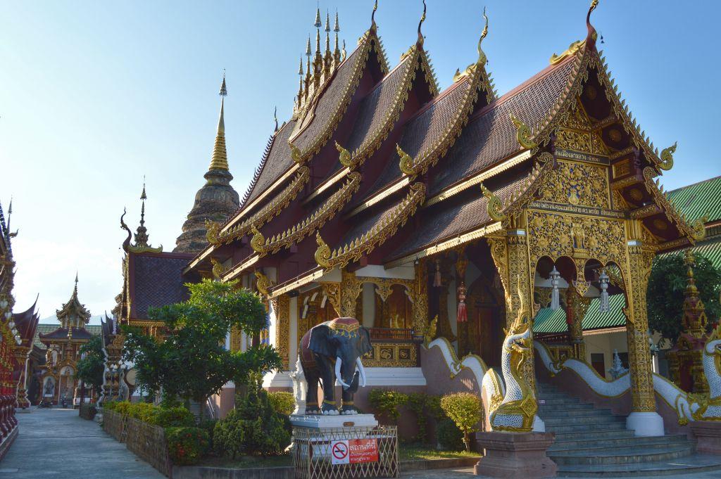 Wat Hua Khuang - chiang Mai