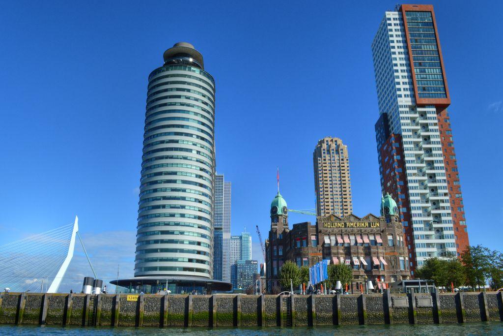 Boottocht Rotterdam Architectuurexcursie