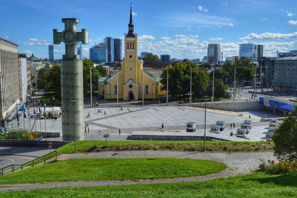 Vrijheidsplein Tallinn