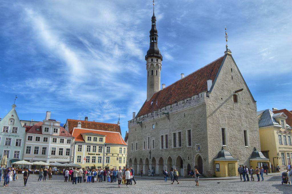 Stadhuis Tallinn