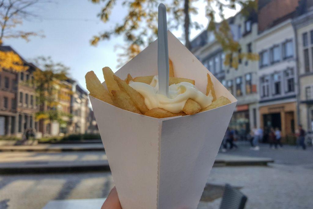 Vlaamse frieten Mechelen