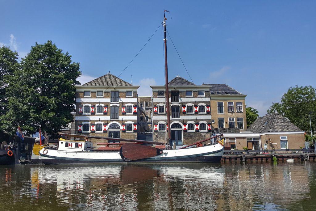 Rondvaart Gouda