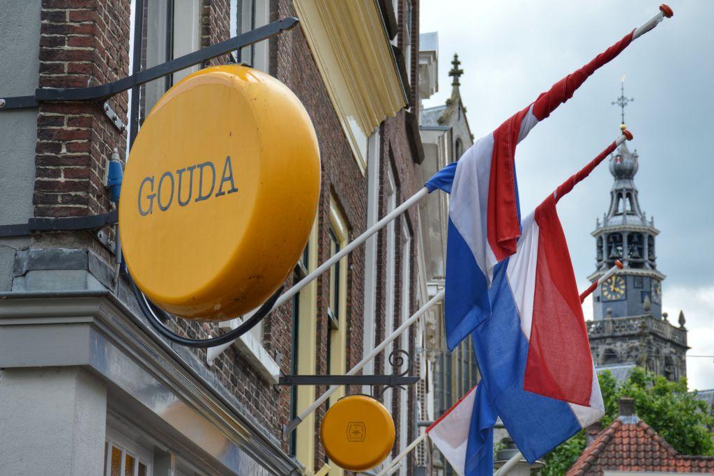Kaaswinkeltje Gouda
