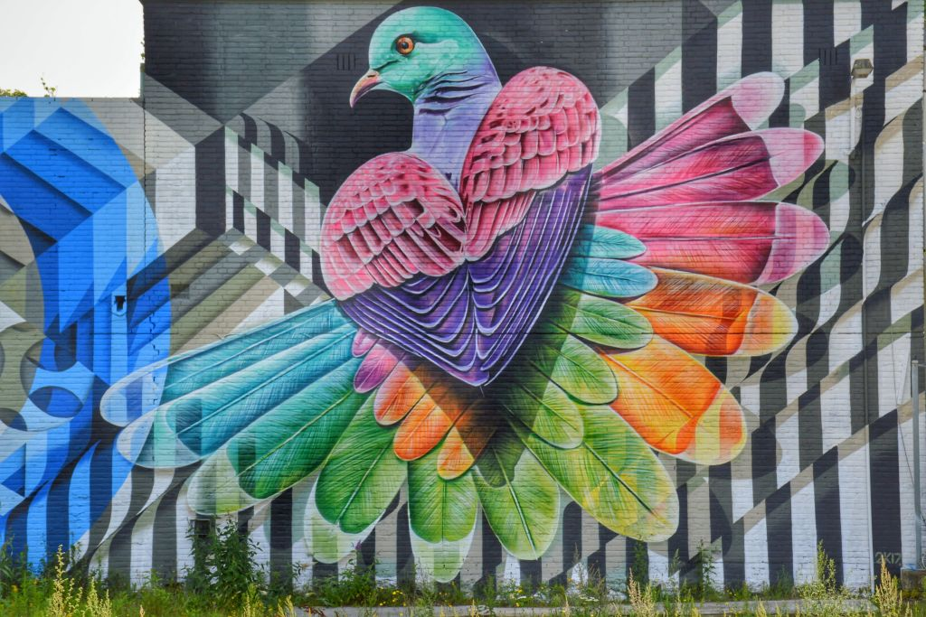 Streetart Arnhem