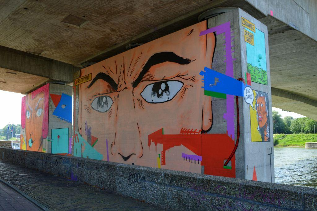 Nelson Mandelabrug Arnhem