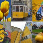 Fotoserie: zonnig geel