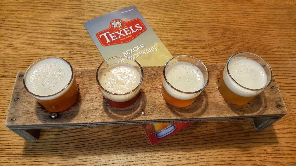 Proeflankje Texelse Bierbrouwerij