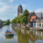 Het fotogenieke stadje Oudewater in beeld