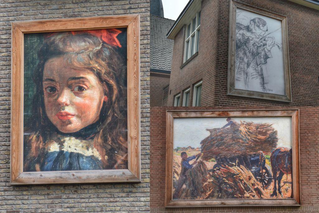 Schilderijen Leo Gestel Woerden