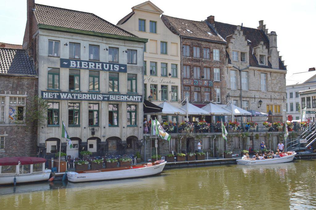 Waterhuis aan de bierkant Gent