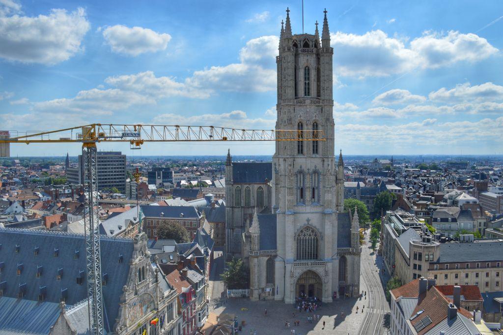 Sint-Baafskathedraal Gent
